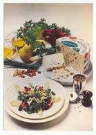 CPSM / CPM 10.5 X 15 Aveyron Recette D'une Salade Composée Au ROQUEFORT Fromage - Roquefort
