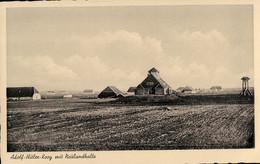 Adolf-Hitler-Koog Mit Neulandhalle. (Dieksanderkoog, Friedrichskoog). - Brunsbuettel