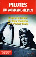 PILOTES DU NORMANDIE NIEMEN  JOURNAL DE ROGER PENVERNE AVIATION FAFL FFL ARMEE ROUGE RUSSIE - 1939-45