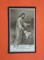 Philomena Delbaere - Devynck Geboren Te Watou 1841 En Overleden  1916   (2scans) - Religion & Esotericism