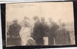 LES PONTS DE CE (49) Catastrophe 4 Aout 1907 Les Autorités Enquêtent - Les Ponts De Ce