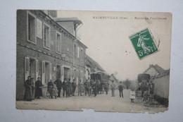 60 : Maimbeville - Route De Fouilleuse  ( Animation ) - Other Municipalities