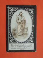 Clemence Dehulster Geboren Te Watou 1834 En Overleden  1904  (2scans) - Religion & Esotericism