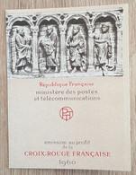 FRANCE - Carnet CROIX ROUGE YT N°2009 - 1960 - Neuf - Croce Rossa
