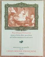 FRANCE - Carnet CROIX ROUGE YT N°2011 - 1962 - Neuf - Croce Rossa