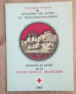 FRANCE - Carnet CROIX ROUGE YT N°2016 - 1967 - Neuf - Croce Rossa