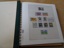 Bund 1980-1989 Postfrisch Komplett Inkl. Linder T Falzlos (17243) - Collections
