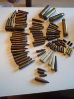 Lot Balles Diverses Neutralisées - Decorative Weapons