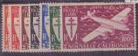 ⭐Nouvelle-Calédonie- Poste Aérienne Y.T- N° 46 à 52** Neuf Sans Charnière - Nuovi