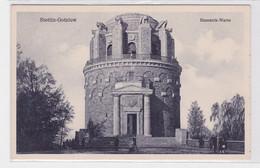 90318 AK Stettin-Gotzlow - Bismarck-Warte - Pommern