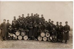 Nancy- 1909- 79° Régiment D'élèves Tambours Et Clairons-carte Photo - Nancy