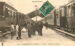 03 , ST GERMAIN DES FOSSES , La Gare , * 294 43 - Otros Municipios