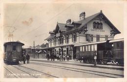Chatel St. Denis  Bahnhof Eisenbahn - FR Fribourg
