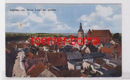 73952 Ak Luckau, Vom 'Roten Turm' Aus Gesehen 1921 - Zonder Classificatie