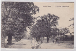 94085 Ak Leipzig Schönefeld Linden-Allee 1909 - Sin Clasificación