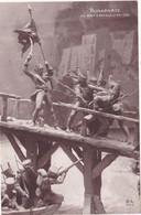 Histoire : BONAPARTE : Au Pont D'Arcole : Moulage Fait Main Ou Dessin : B A   Paris N°  -  Rare - Historical Famous People