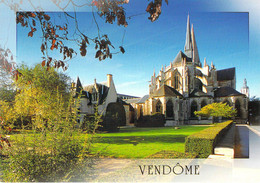 41 - Vendôme - Le Chevet De L'église De La Trinité Et Le Logis Abbatial (XIVe - XVe Siècles) - Vendome