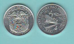 Panama FAO One Cent 2000 - Panama