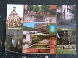 ALLEMAGNE GERMANY DEUTSCHLAND - BRUNNENSTADT KULSHEIM - Sonstige