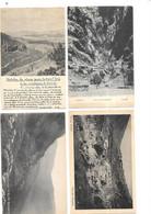 12130 - Lot De 4 CPA Etrangères, DELPHES - 5 - 99 Postcards