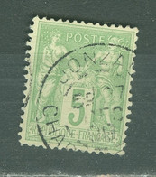 Jonzac  Charente Inf          Sur  106  TB - 1877-1920: Semi-Moderne