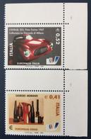 2003 - Italia - Europalia - Euro 0,41 + 0,52 - 2001-10: Mint/hinged