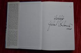 Signed Gerhard Osterbauer Der Stein Der Weisen Shisha Pangma Tibet Mountaineering Escalade Alpinisme - Biographies & Mémoirs