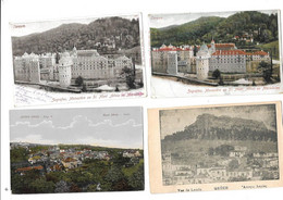 12131- Lot De 4 CPA Etrangères, TURQUIE, GRECE - 5 - 99 Postcards
