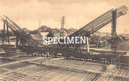 Armature Au Pont En Béton Entreprise Monnoyer @  Mouscron - Mouscron - Moeskroen