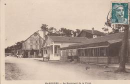 17 - MARENNES - Le Boulevard De La Plage - Marennes
