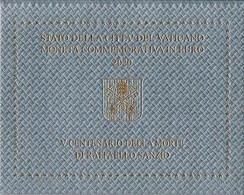 """Vaticano - 2 € Commemorativi 2020 - """"500º Anniv. Morte Raffaello Sanzio"""" - Vatican"""