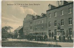 Belgique  MOMIGNIES Pensionnat St-jean-Baptiste De La Salle  Cour Intérieure - Momignies