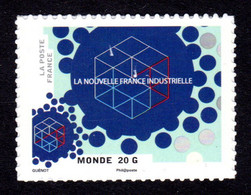 FRANCE 2014 - Autoadhésif Yvert N° 1069 NEUF, La Nouvelle France Industrielle - Luchtpost
