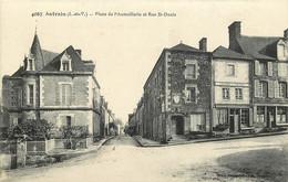 35 , ANTRAIN SUR COUESNON , Place De L'Aumaillerie Et Rue St Denis , * 296 52 - Other Municipalities