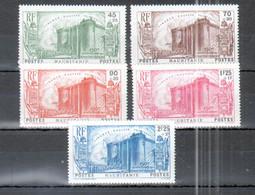 Mauritanie, Y & T N°66 à 71 Neufs Sans Trace De Charniere,  **,  MNH, Cote 65€ + 50% - Unused Stamps