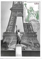 3639 - AUGUSTE BARTHOLDI LA LIBERTE ECLAIRANT LE MONDE, 1er Jour, 21-02-2004 PARIS - MF - 2000-09