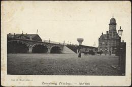 Anvers, Zurenborg (Viaduc) (nu Tramplein) - Antwerpen