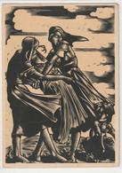 CONTRE LA LUMIÈRE 11 : Illustrateur Hedwig Zum Tobel  Die Lahreszeiten ( Les Saisons L'été ) - Hold To Light