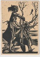 CONTRE LA LUMIÈRE 13 : Illustrateur Hedwig Zum Tobel  Die Lahreszeiten ( Les Saisons Printemps  ) - Hold To Light