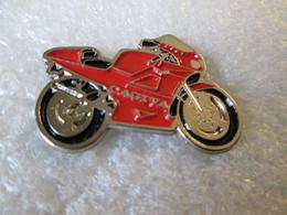 PIN'S  MOTO    CAGIVA - Motorfietsen
