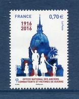 ⭐ France - Yt N° 5113 ** - Neuf Sans Charnière - 2016 ⭐ - Nuovi