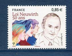 ⭐ France - Yt N° 5121 ** - Neuf Sans Charnière - 2017 ⭐ - Nuovi