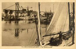 181..... Le Bassin à Flot - Boulogne Sur Mer