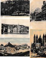 N 187  Lot 100 CPA Différentes De Belgique - 100 - 499 Cartoline