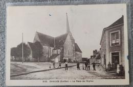 72 - CHALLES - Place De L'église - Other Municipalities