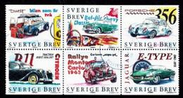 Mi.MH 232 Vintage Cars Fine Used S366 - Blokken & Velletjes
