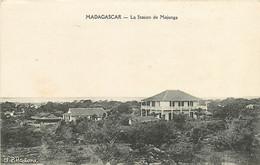 MADAGASCAR , Station De Majunga ,  * 312 94 - Madagascar
