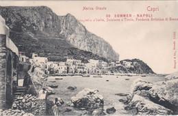 Capri - Marina Grande Foto Sommer Napoli - Napoli (Naples)