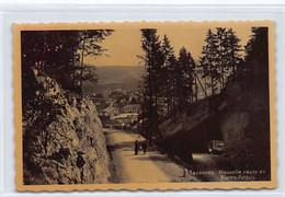 Tavannes (BE) Nouvelle Route De Pierre-Pertuis Edition Art. Perrochet & Phototypie, Lausanne - BE Berne