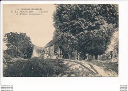 Carte LE MOUSTIER L' église Et Le Tilleul Centenaire ( La Corrèze Illustrée ) - Other Municipalities